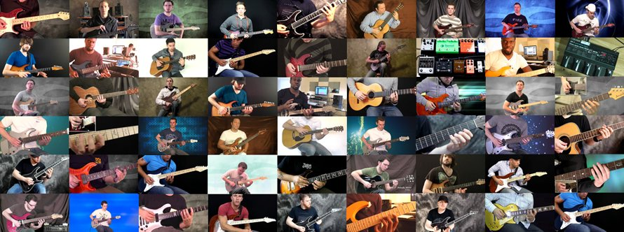 Online guitar lessons that deliver results.
