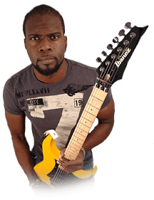 Guitar Teacher - Al Joseph