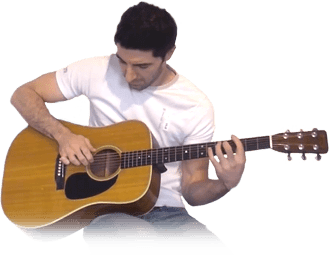 Guitar Teacher - David Soltany