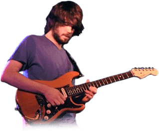 Guitar Instructor - Mike Salow