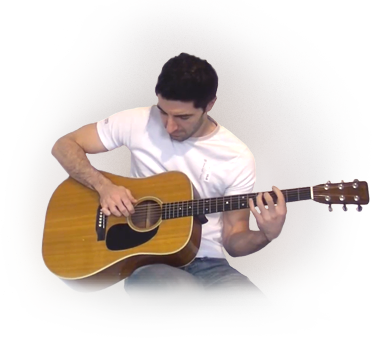Guitar Lesson Instructor - David Soltany