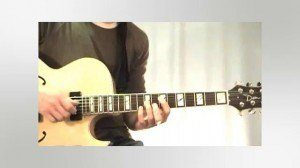 Online Guitar Lessons - Improvisation 'The II-V-I' - Intro...