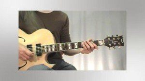 Online Guitar Lessons - CAGED Scale System D Major