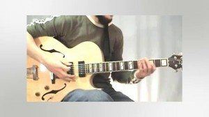 Online Guitar Lessons - Improvisation 'The II-V-I' - Getti...