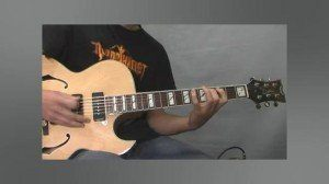 Online Guitar Lessons - Symmetrical Scales - Whole Half / ...