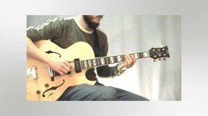 Online Guitar Lessons - Improvisation 'The II-V-I' - Guide...