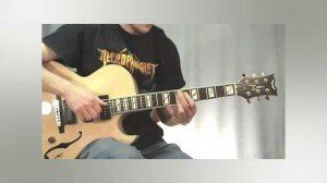 Online Guitar Lessons - 'In the style of' Joe Pass - Chord...