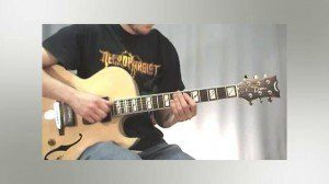 Online Guitar Lessons - 'In the style of' Joe Pass - Part ...