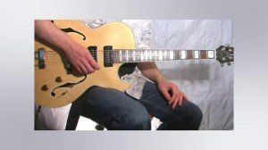 Online Guitar Lessons - Intervals - Maj 9