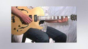 Online Guitar Lessons - Intervals - Perfect 5th ( maj tria...