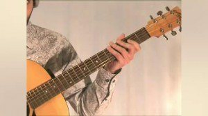 Online Guitar Lessons - The Minor Chord
