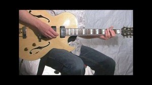 Online Guitar Lessons - Scale Degrees