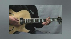Online Guitar Lessons - Playing Jazz Standards - 4 to the ...