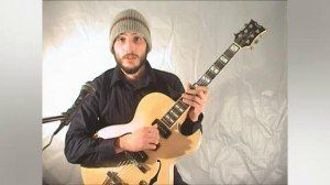 Online Guitar Lessons - I Vi ii V Progression - A7 to Eb7