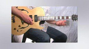 Online Guitar Lessons - Intervals - Maj 2nd ( sus 2 )