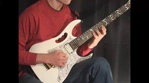 Online Guitar Lessons - G-Major 2 Octaves Sequencing Exerc...