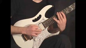 Online Guitar Lessons - Sweep-Tap 6-string Idea