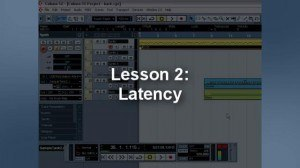 Online Guitar Lessons - Using Cubase - Latency