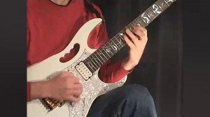 Online Guitar Lessons - A-minor 6-strings NE->SW Diagonal ...