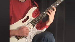 Online Guitar Lessons - C# Minor 6-strings SE->NW Diagonal...