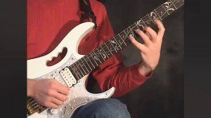 Online Guitar Lessons - Playing Legato - Exercise 3