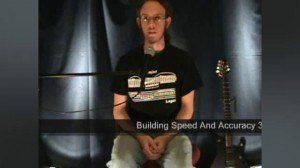 Online Guitar Lessons - Building Speed And Accuracy - Cycl...