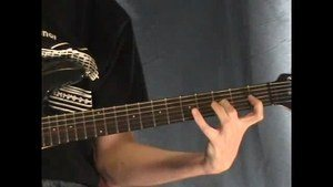 Online Guitar Lessons -  Legato - Introduction and Hammer ...
