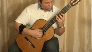 Online Guitar Lessons - Classical Guitar Solo - Pavane by ...