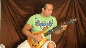 Online Guitar Lessons - String Bending - Example 2