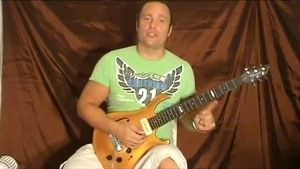 Online Guitar Lessons - String Bending - Example 3