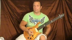Online Guitar Lessons - String Bending - Example 5