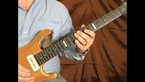 Online Guitar Lessons - 'Freefall' Arpeggio Study - Part 2
