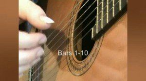 Online Guitar Lessons - Mauro Giuliani studies op48 No19 -...