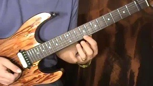 Online Guitar Lessons - Legato Technique - Hammer Time! Ex...
