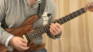 Online Guitar Lessons - Hybrid Picking - Part 2