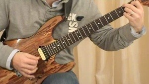 Online Guitar Lessons - Hybrid Picking - Solo