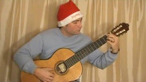 Online Guitar Lessons - Jingle Bells - Full Performance