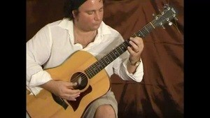 Online Guitar Lessons - 'Lullaby' Acoustic Piece - Full Vi...