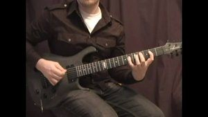 Online Guitar Lessons - Super Continental - Part 1