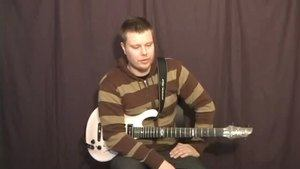 Online Guitar Lessons - Flexibility Boot Camp: Exercise 3