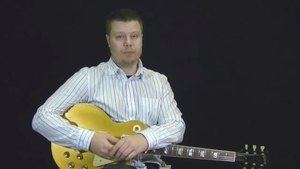 Online Guitar Lessons - Keeping the Groove - Part 1