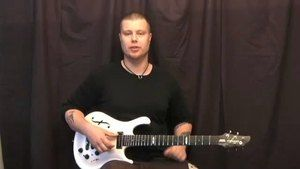 Online Guitar Lessons - Slide Guitar - Open Tuning pt.1