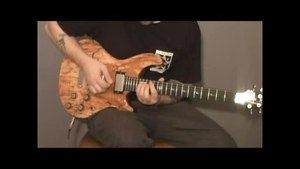 Online Guitar Lessons - Tribute Excerpt - Full Video