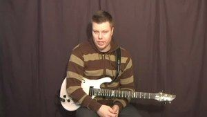 Online Guitar Lessons - Flexibility Boot Camp: Exercise 2