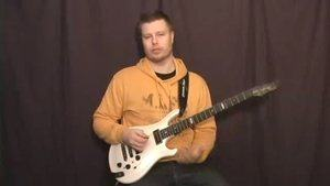 Online Guitar Lessons - Sequencing Pentatonics - Example 5