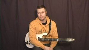 Online Guitar Lessons - Sequencing Pentatonics - Example 6