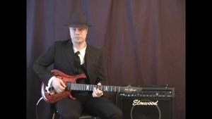 Online Guitar Lessons - Funk 101 - Example 1