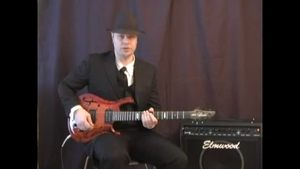 Online Guitar Lessons - Funk 101 - Example 5
