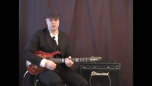 Online Guitar Lessons - Funk 101 - Example 8