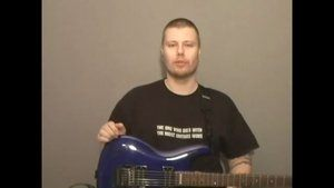 Online Guitar Lessons - Open String Blues
